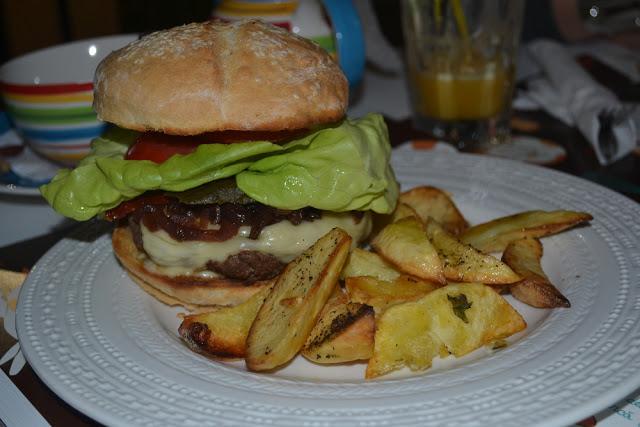 Cel mai bun burger din oraş