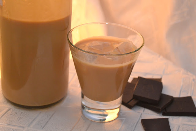 Home made Bailey's