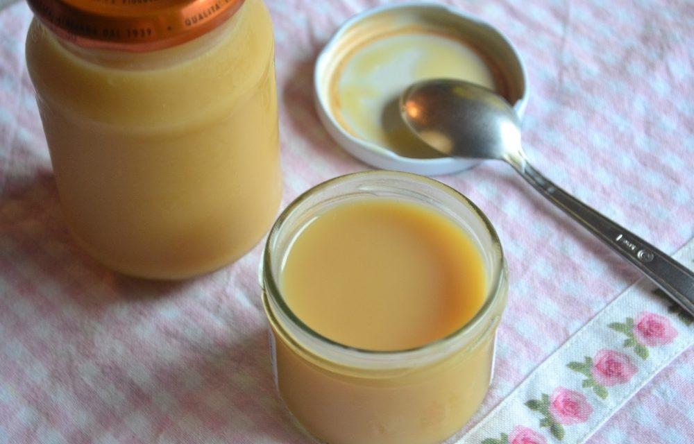 Dulceaţă de lapte (dulce de leche)