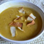 Supă de linte cu chimen şi coriandru