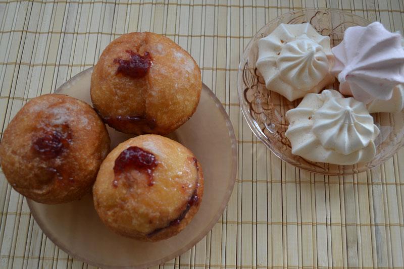 Delicious doughnuts în Bucureşti