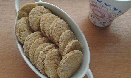 Biscuiţi de ovăz