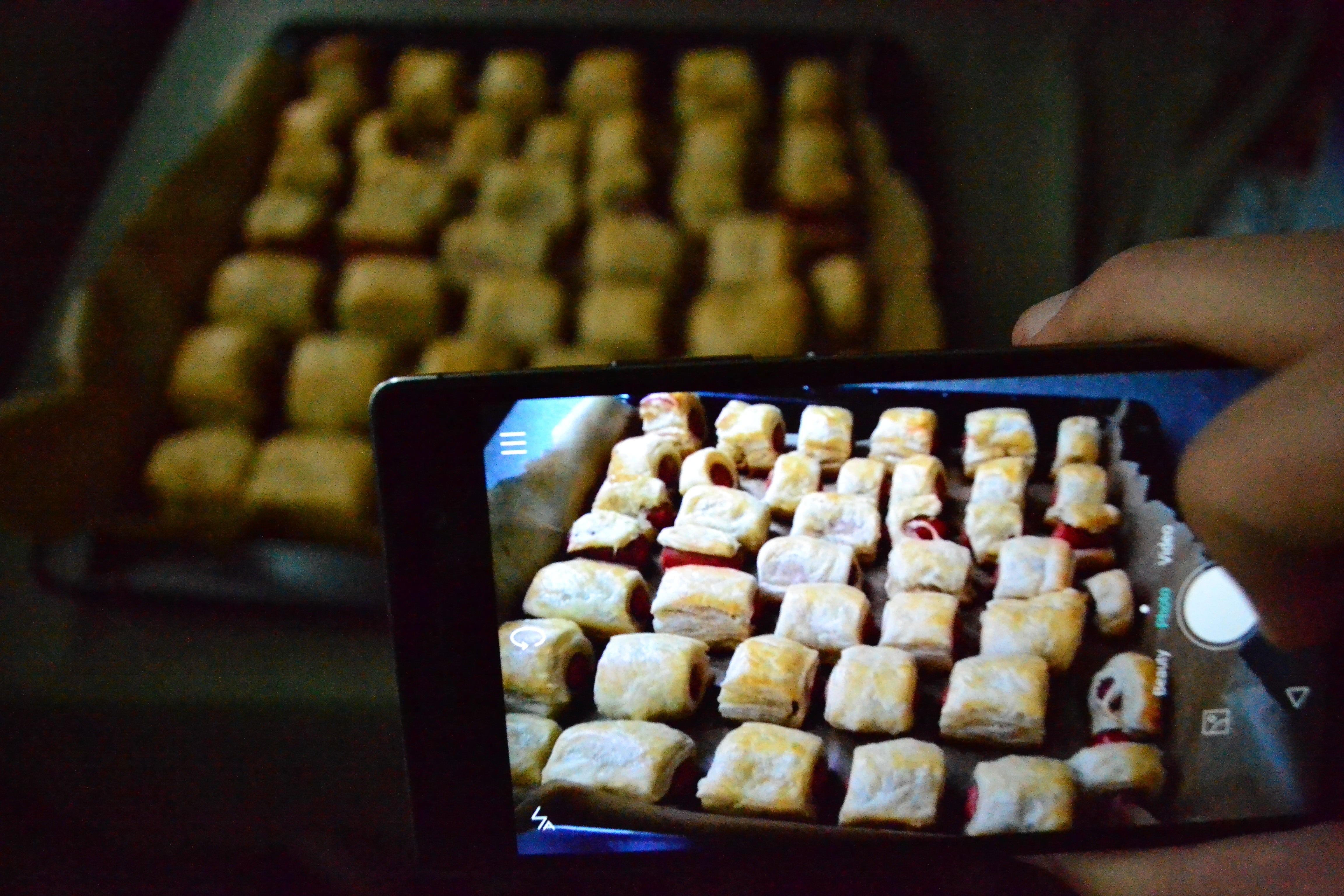 pigs in a blanket foto carnaciori in foietaj