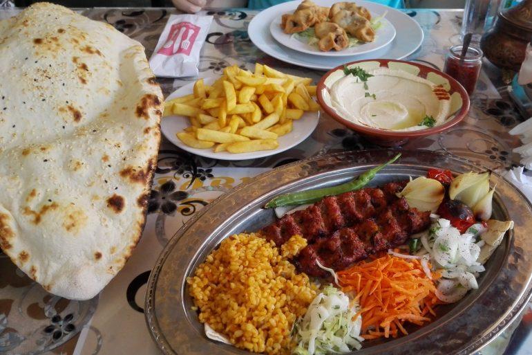 Ali Baba – restaurant libanez