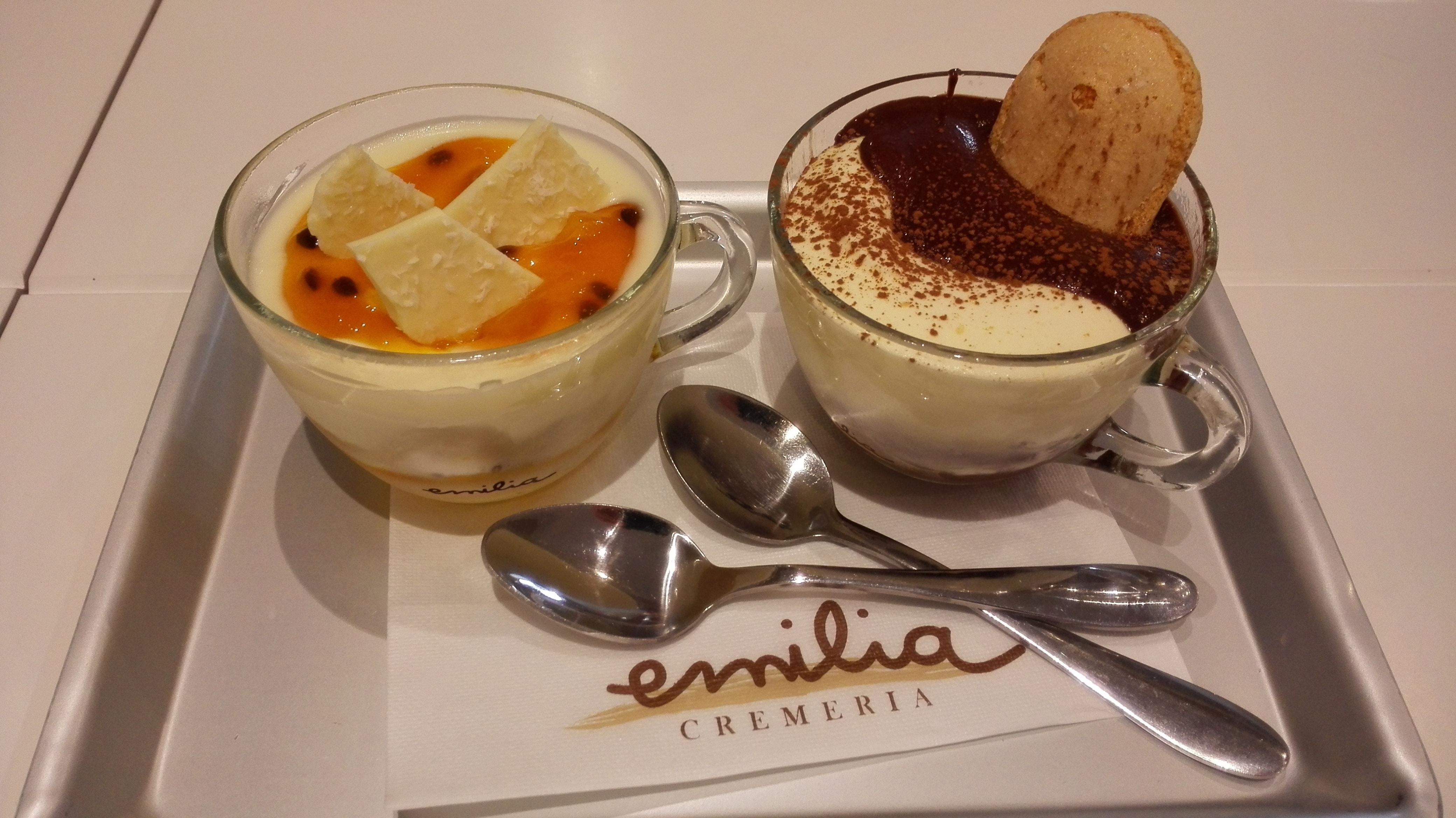 cremeria emilia mango ciocolata fructul pasiunii