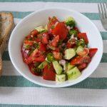 Pico de gallo – salată mexicană